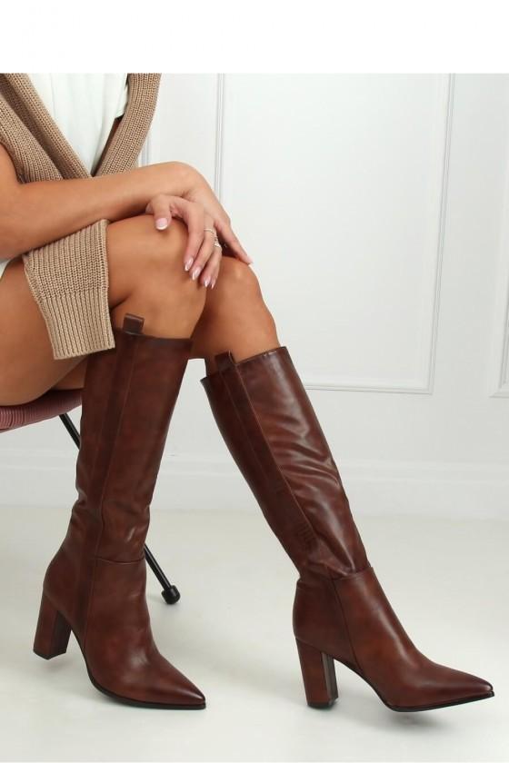 Heel boots model 147390 Inello
