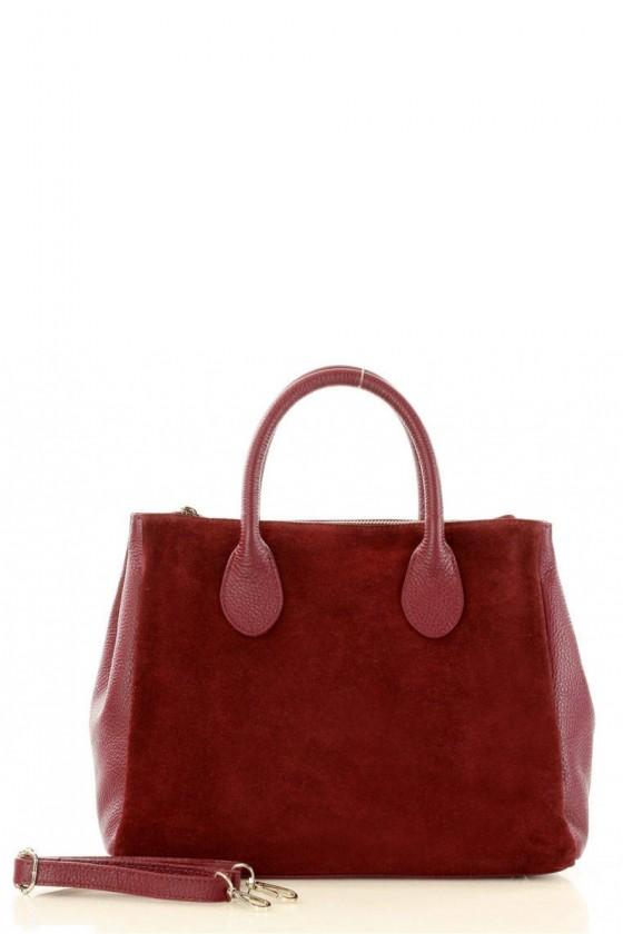 Natural leather bag model 148002 Mazzini