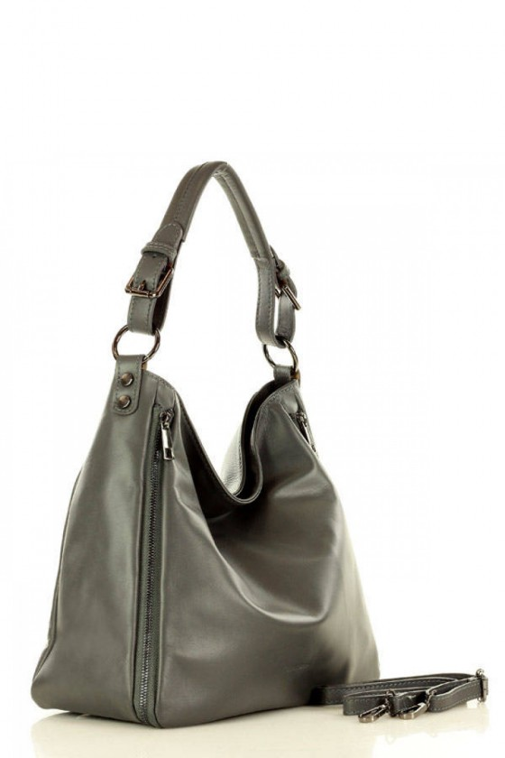 Natural leather bag model 148003 Mazzini