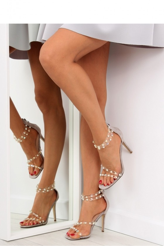 Heel sandals model 114018...