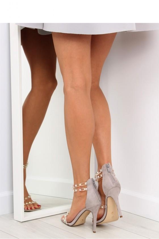 Heel sandals model 114018 Inello
