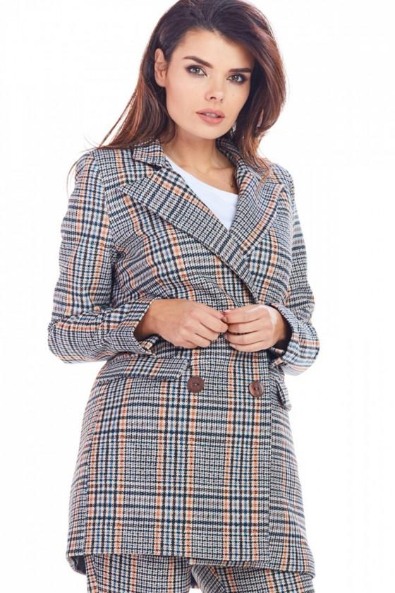 Jacket model 148987 awama