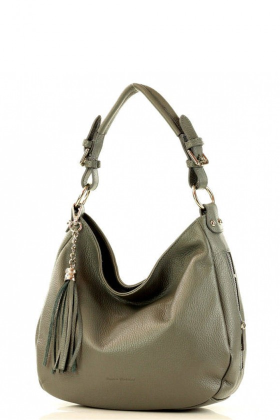 Natural leather bag model 149490 Mazzini