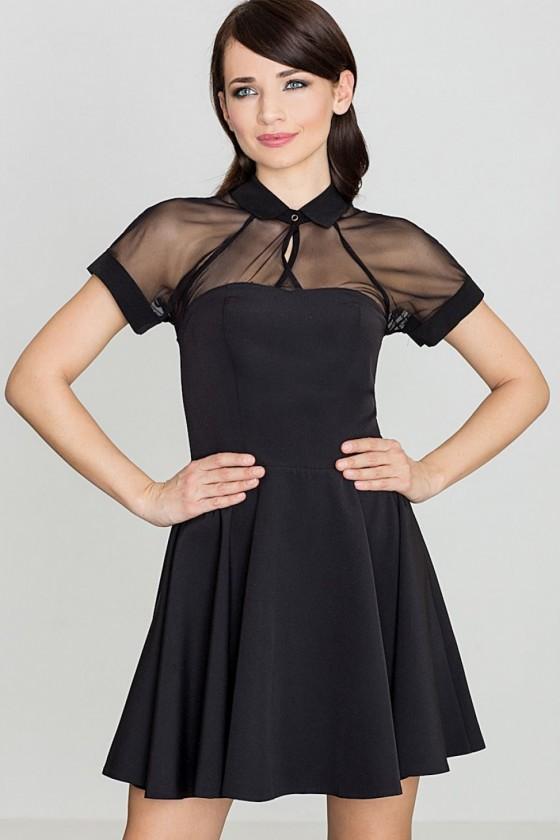 Short dress model 114300...