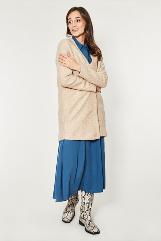 Cardigan model 150159 Click Fashion