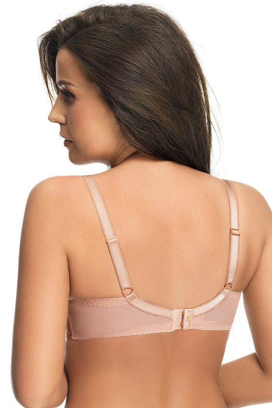 Braceless bra model 150352 Gorsenia Lingerie
