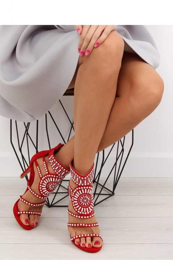 Heel sandals model 114917 Inello