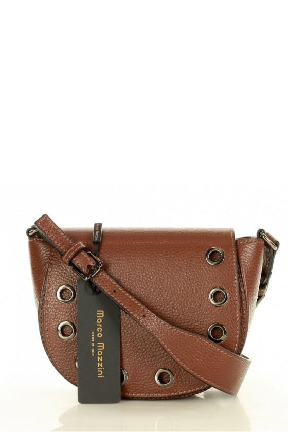 Natural leather bag model 151777 Mazzini