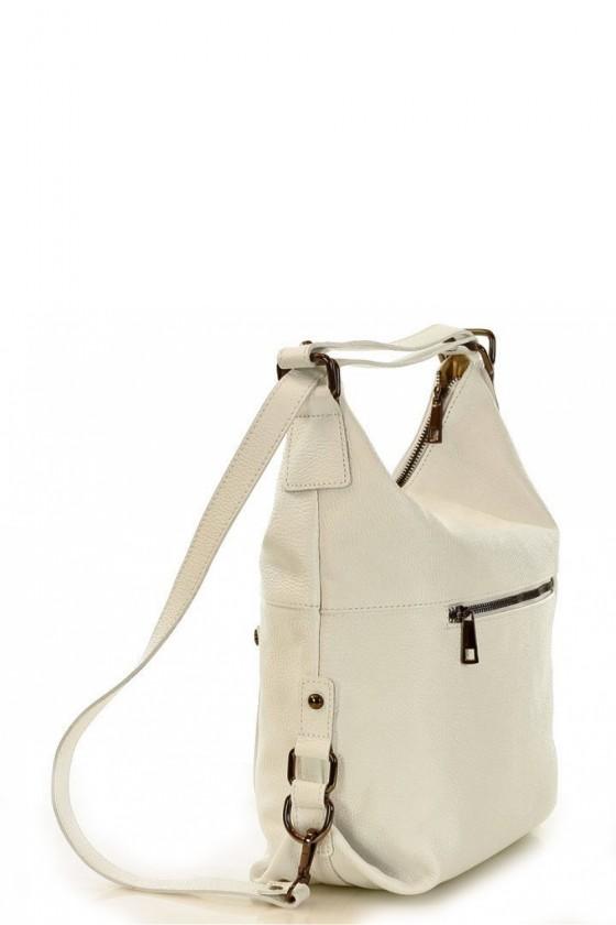 Natural leather bag model 152821 Mazzini