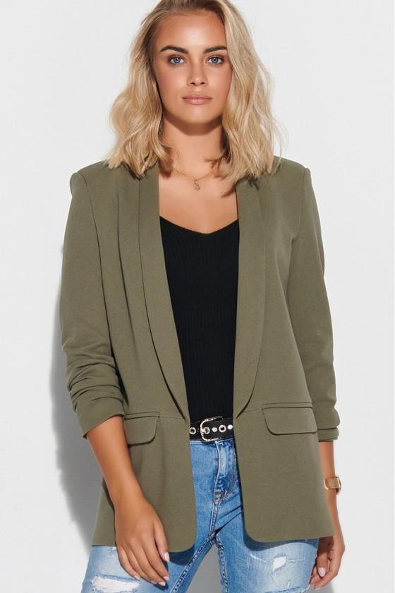Jacket model 153564 Makadamia