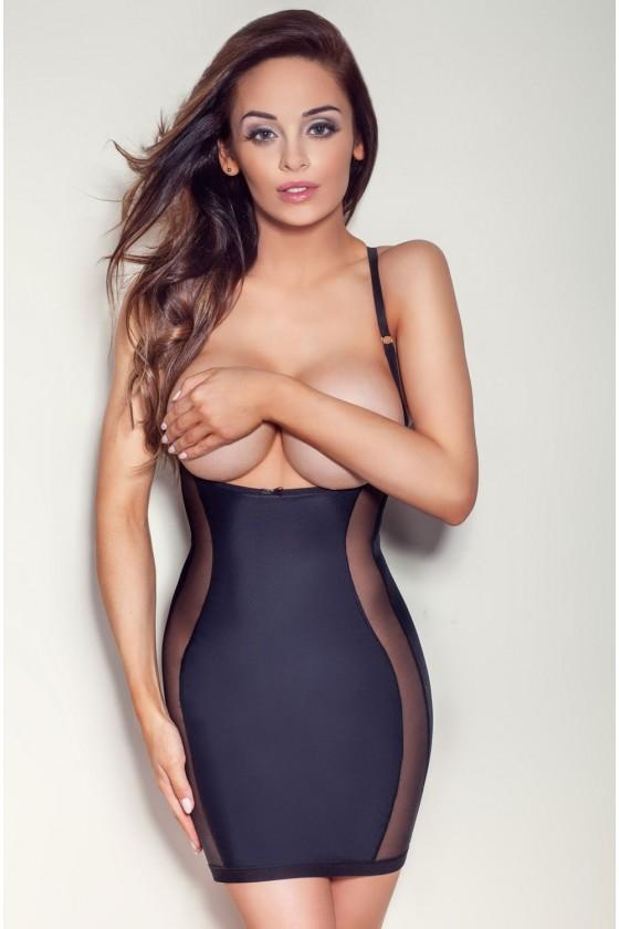 Slimming dress model 49329...