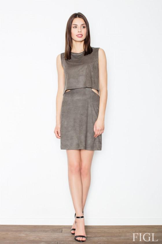 Evening dress model 52580 Figl