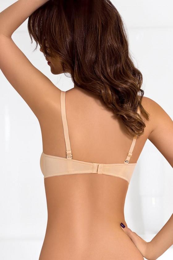 Braceless bra model 69284 Nipplex