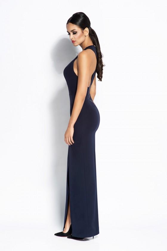 Long dress model 71494 Dursi