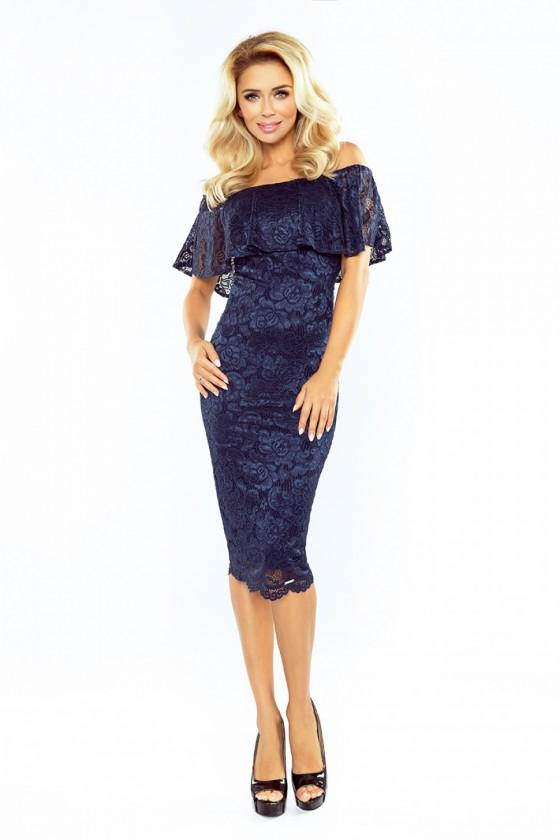 Evening dress model 104868 Morimia
