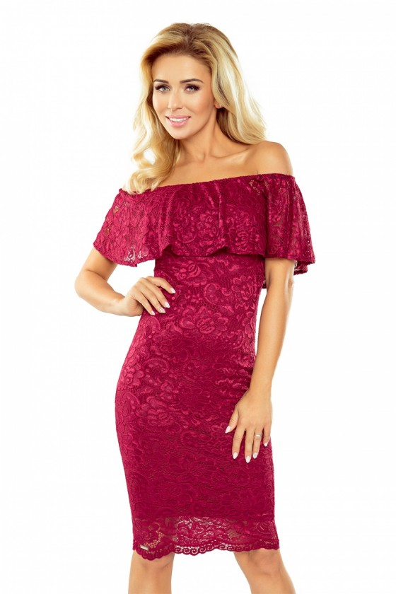 Evening dress model 104869...