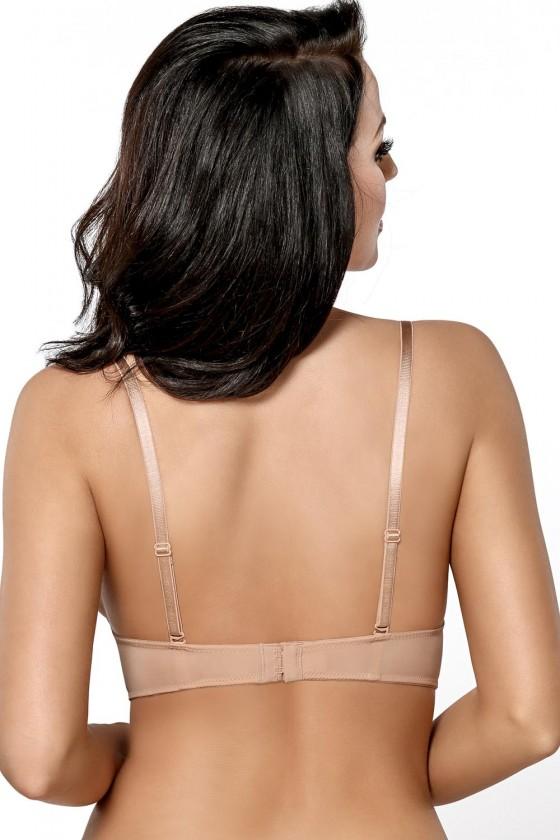 Deep neckline bra model 117790 Gorsenia Lingerie