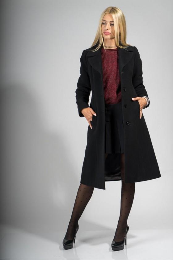 Coat model 105139 Mattire