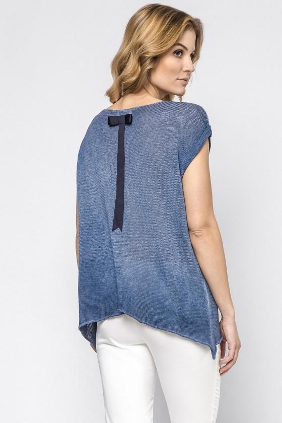 Short sleeve sweater model 79693 Enny