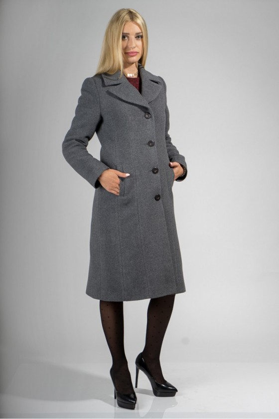 Coat model 105141 Mattire