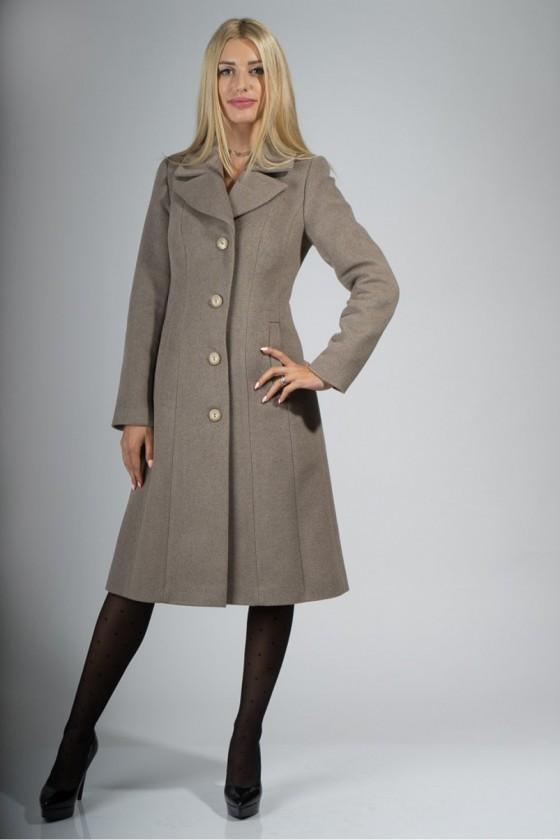 Coat model 105143 Mattire