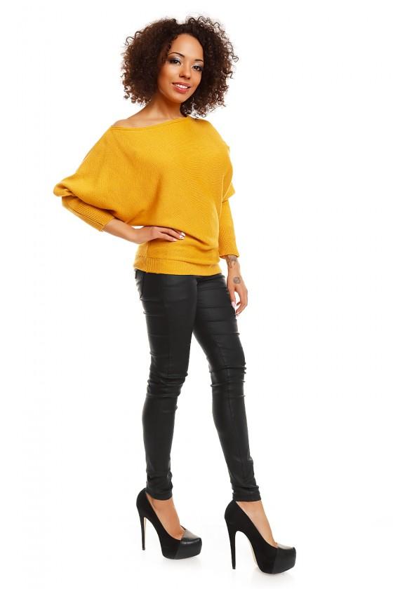 Bat style blouse model 84280 PeeKaBoo