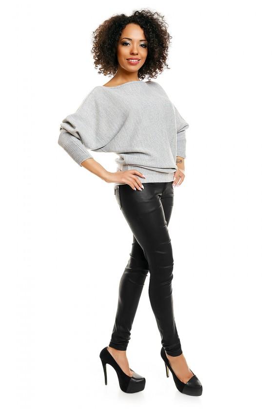 Bat style blouse model 84282 PeeKaBoo