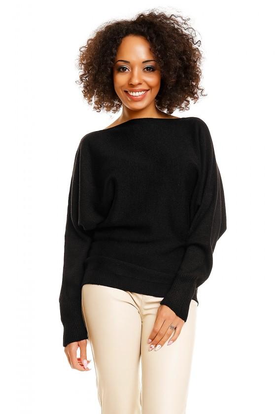 Bat style blouse model...