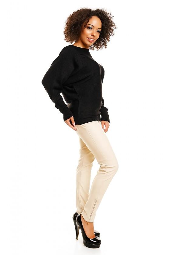 Bat style blouse model 84284 PeeKaBoo