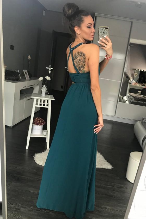 Long dress model 105251 YourNewStyle