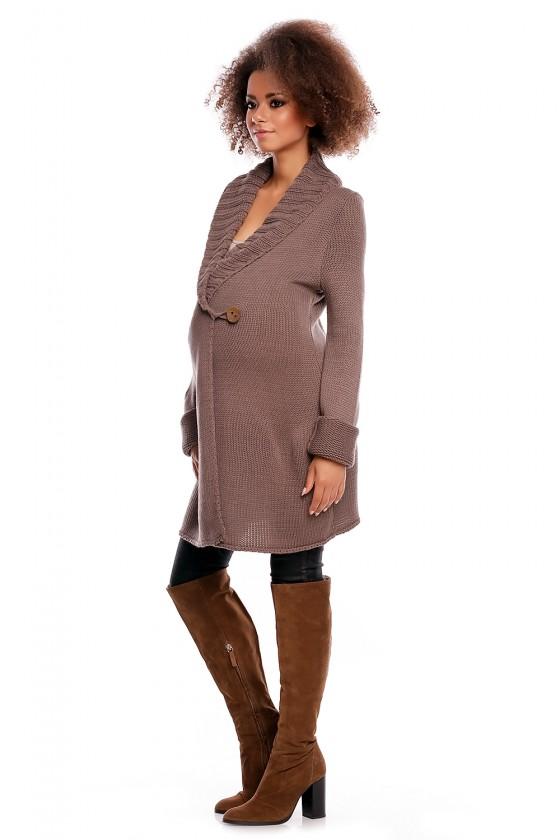 Pregnancy cardigan model 84480 PeeKaBoo