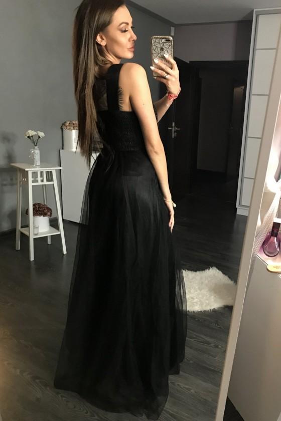 Long dress model 105253 YourNewStyle