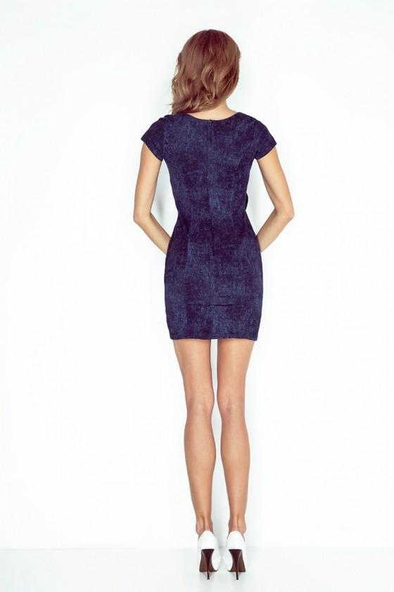 Cocktail dress model 84834 Morimia