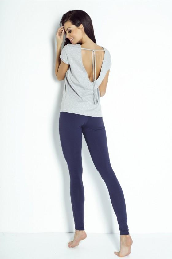 Long leggings model 86855 IVON