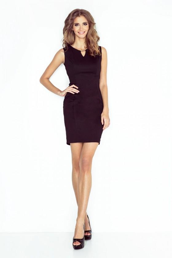 Cocktail dress model 90444 Morimia