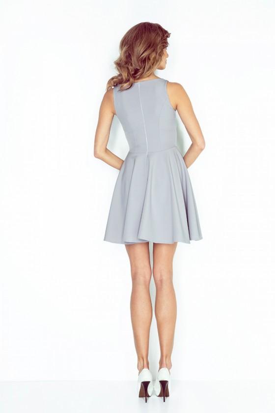Cocktail dress model 90485 Morimia