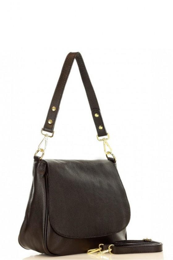 Natural leather bag model 153749 Mazzini