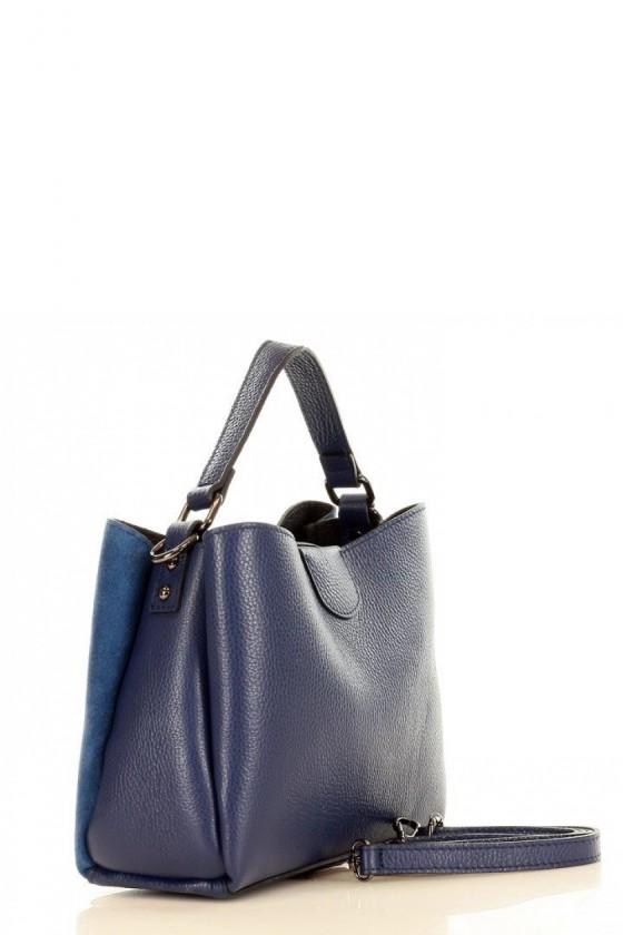 Natural leather bag model 153750 Mazzini