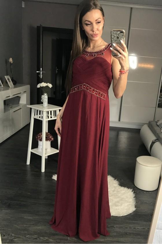 Long dress model 105274...