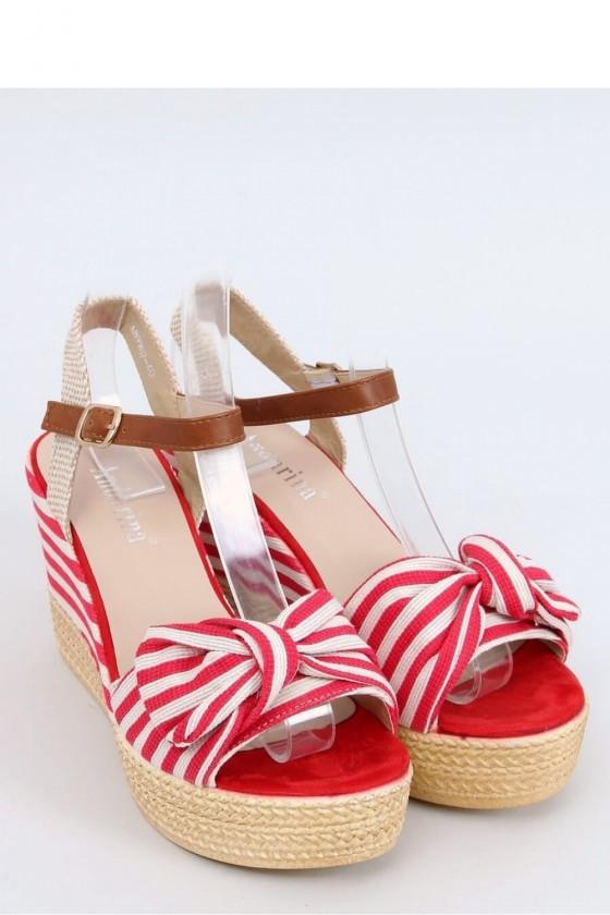 Heel sandals model 153877...