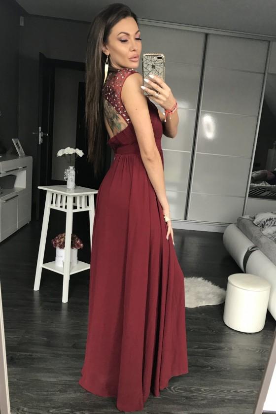 Long dress model 105287 YourNewStyle