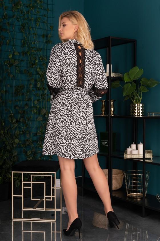 Bathrobe model 154241 Livia Corsetti Fashion