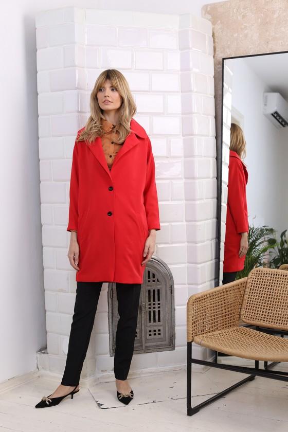 Coat model 154285 Eteria...