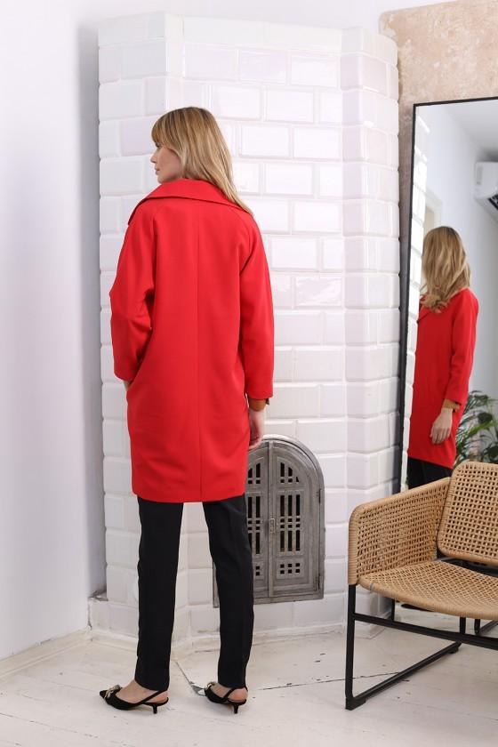 Coat model 154285 Eteria Colour Mist