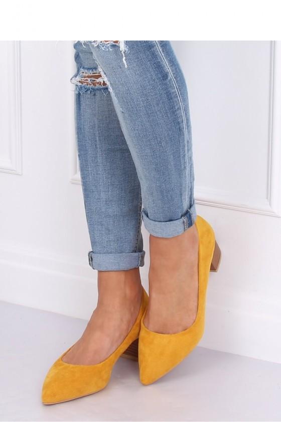 Block heel pumps model 143530 Inello