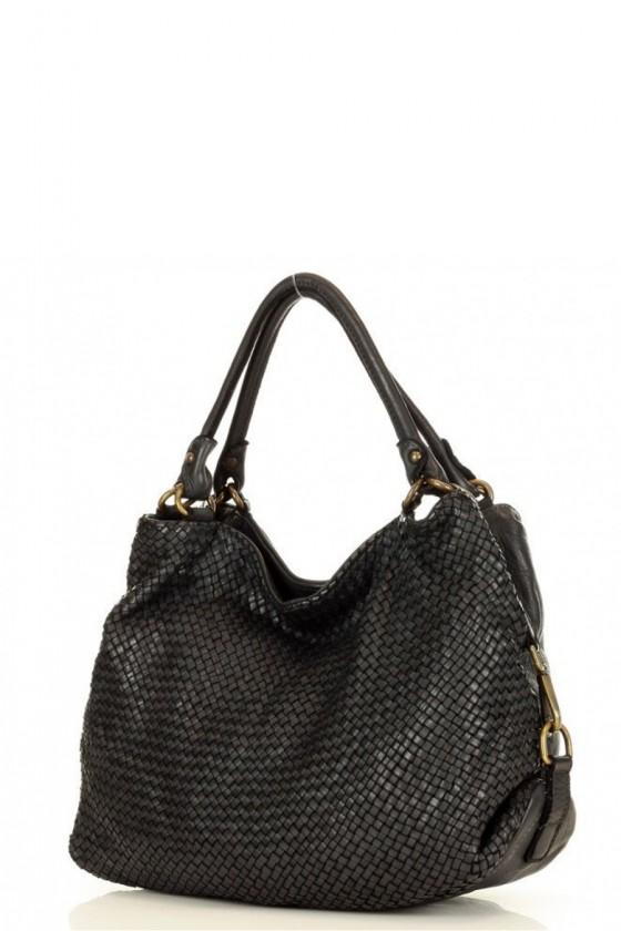 Natural leather bag model 155230 Mazzini