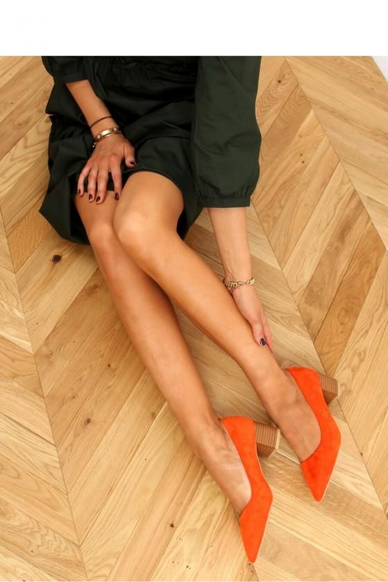 Block heel pumps model 155237 Inello