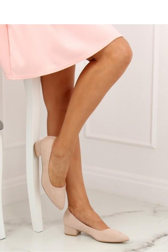 Block heel pumps model 132656 Inello