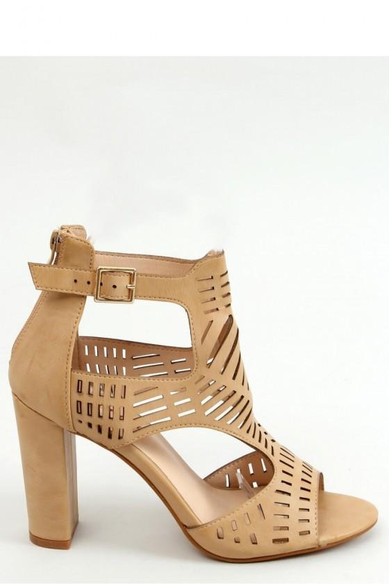 Heel sandals model 155348...