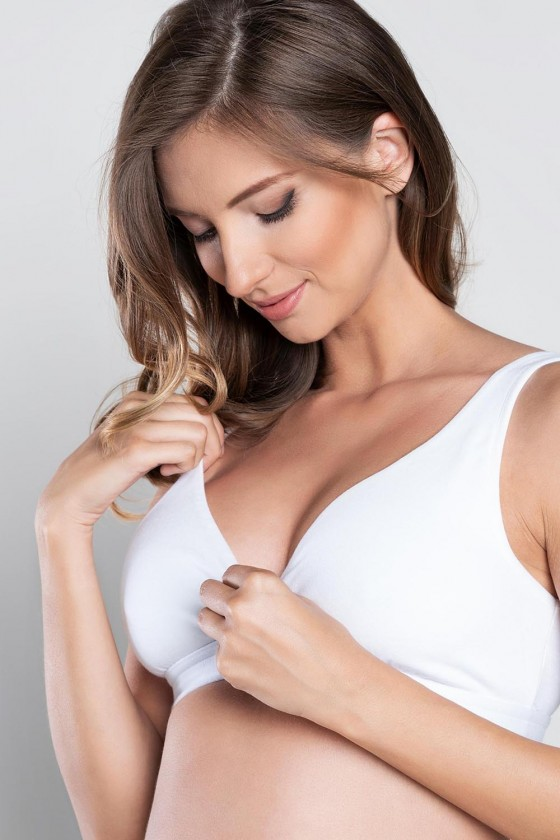 Nursing bra model 119930...